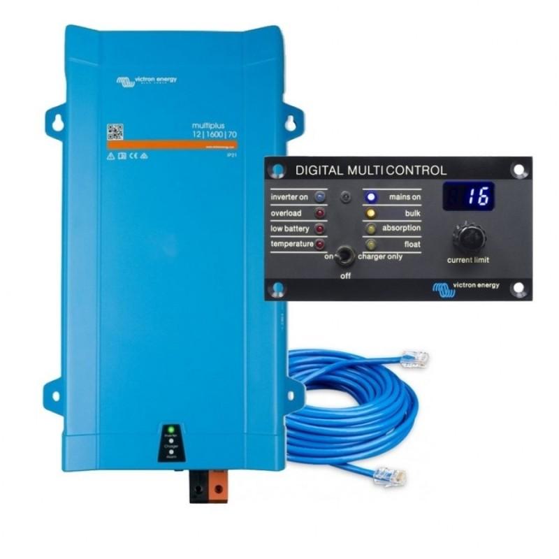 Victron MultiPlus 12/1600/70 IP21 pakket