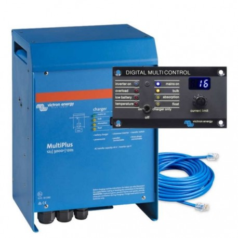 Victron Multiplus 12/3000/120 pakket