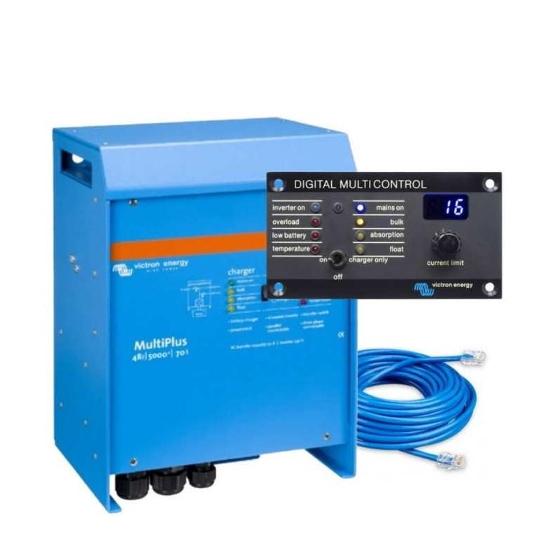 Victron MultiPlus 24/5000/120 pakket
