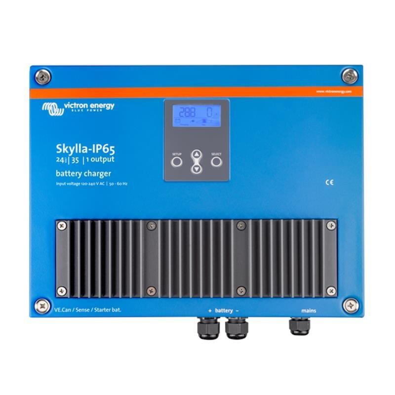 Victron Skylla IP65 24/35 (1+1) 120-240V