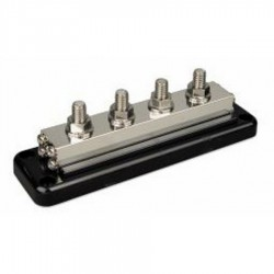 Victron Busbar 600A 4P + PC cover