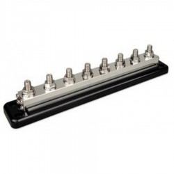Victron Busbar 600A 8P + PC cover