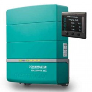 Mastervolt Combimaster 12/2000-60 (230 V) + Smartremote
