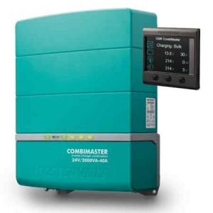 Mastervolt Combimaster 24/2000-40A  (230 V) + Smartremote