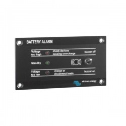 Victron Energy Battery Alarm
