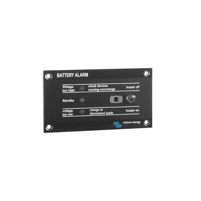 Victron Energy Battery Alarm