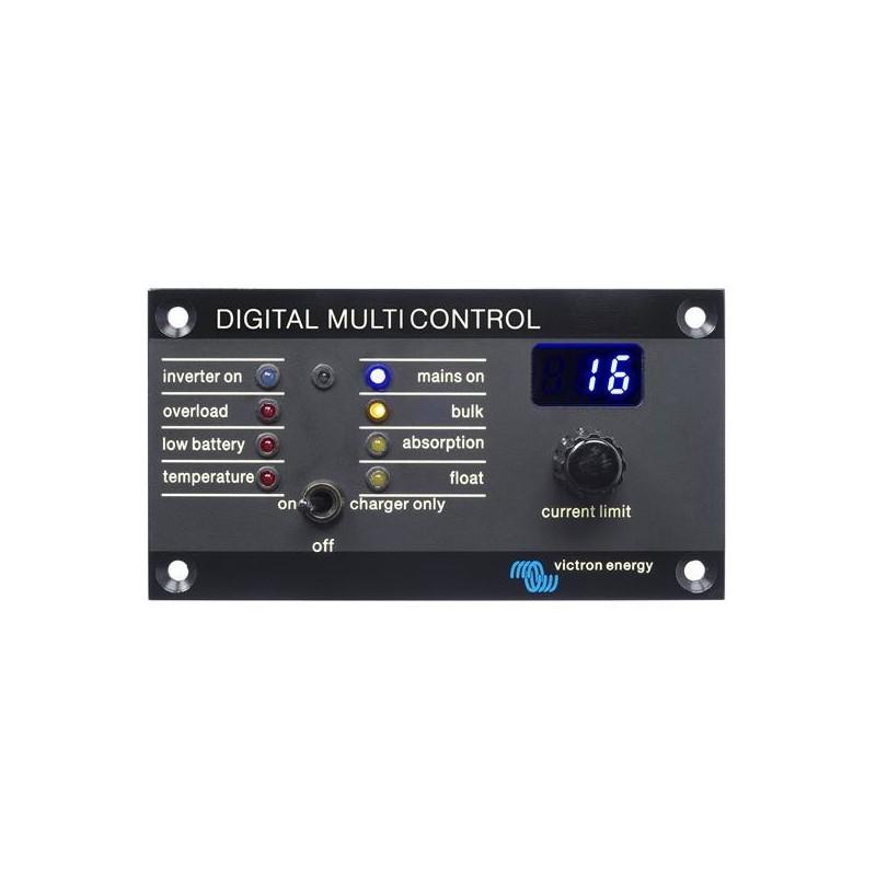 Victron Energy Digital Multi Control 200/200A