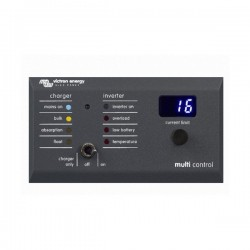 Victron Energy Digital Multi Control 200/200A GX (zijaansluiting)