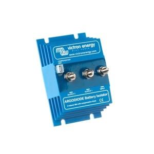 Victron Energy Argo diode 802SC 2 accu's 80A
