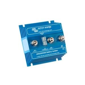 Victron Energy Argo diode 1202AC 2 accu's 120A