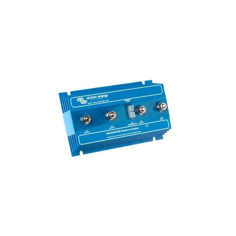 Victron Energy Argo diode 1602AC 2 accu's 160A