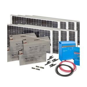 Victron Energy Solar pakket 2000W