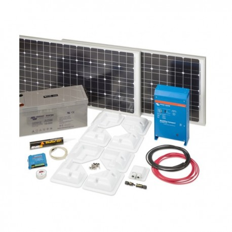 Victron Energy Solar pakket 390W