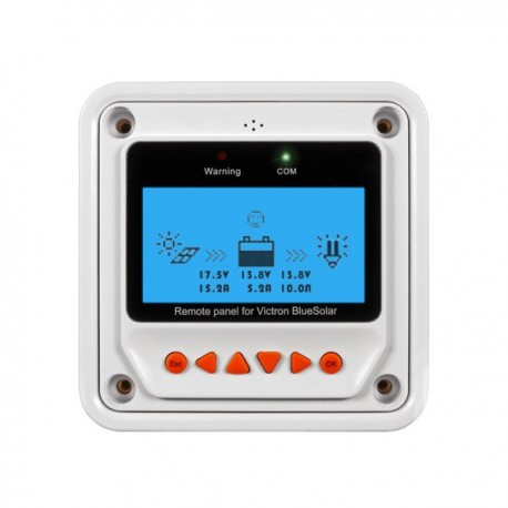 Victron Energy Remote Panel for BlueSolar PWM-Pro