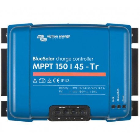 Victron Energy BlueSolar charger 150/45-Tr MPPT