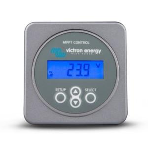 MPPT Control solar paneel monitor