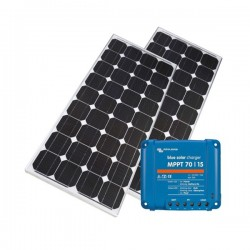 Victron Energy Blue Solar set 100W HEDA