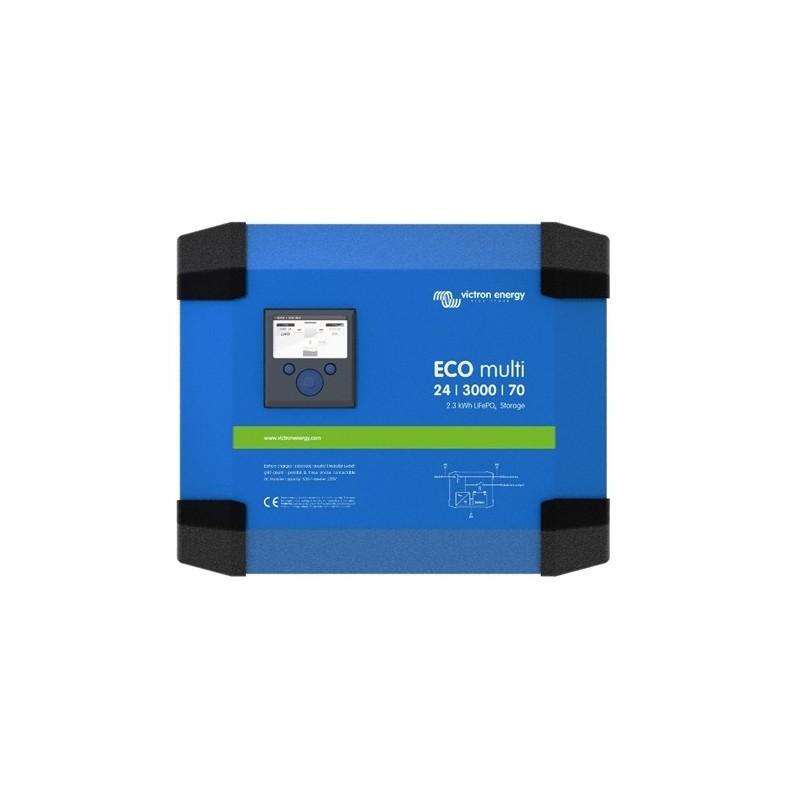 Victron ECO multi 24/3000/70-50 2,3kWh LiFePO4