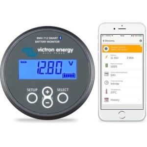 Victron Batterij Monitor BMV 712 Smart