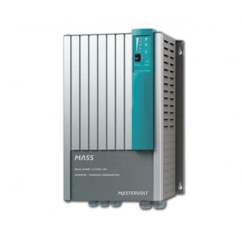 Mastervolt Omvormer Mass Combi 12/2200-100 Remote