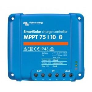 Victron Smart Solar MPPT 75/ 10 (12V/24V-15A)