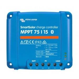 Victron Smart Solar MPPT 75/15 (12V/24V-15A)