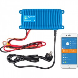 Victron Blue Smart IP67 Acculader 12/25 (1+Si)