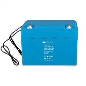 Victron Lithium batterij 12,8V/200Ah a-Smart
